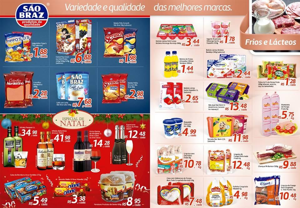 b-4 Bom Demais Atacado e Varejo está com novas e imperdíveis promoções Mega Natal