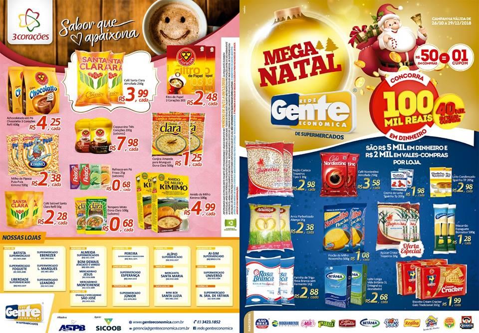 b1 Bom Demais Atacado e Varejo está com novas e imperdíveis promoções Mega Natal