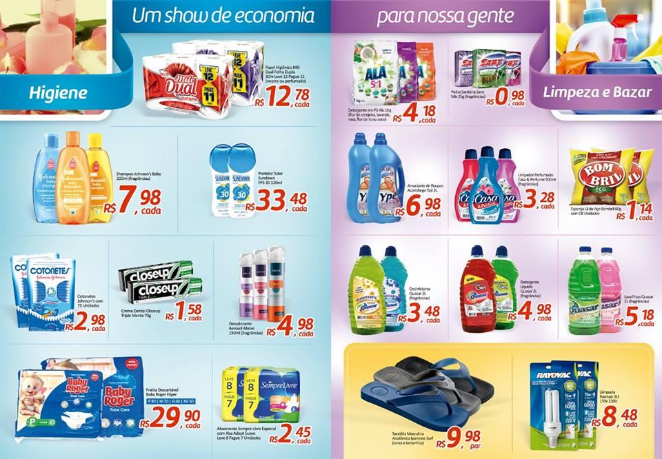 b3 Bom Demais Atacado e Varejo está com novas e imperdíveis promoções Mega Natal