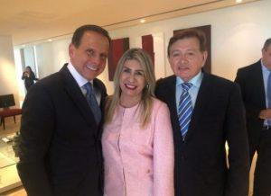 timthumb-1-300x218 Edna e João Henrique representam a Paraíba em encontro do PSDB, em Brasília