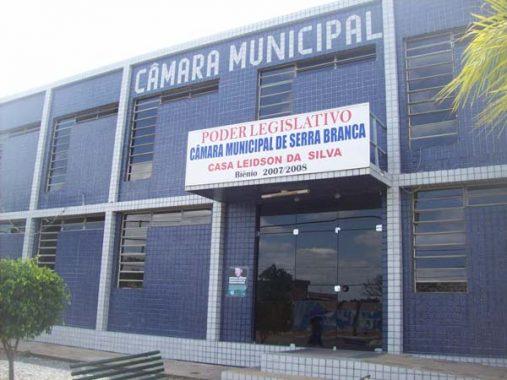 camara_serra_branca-507x380 Projeto de Lei que proíbe cobranças de taxa de religação de energia e água é aprovado em Serra Branca