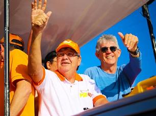 01-01-2019.143825_DESTAQUE Ricardo diz esperar que João Azevêdo não abandone o campo popula