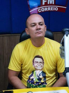 CABO-GILBERTO-768x1024-285x380 Enquanto PSOL/PB presta solidariedade, deputado do PSL paraibano diz que Jean Wyllys não sofre ameças