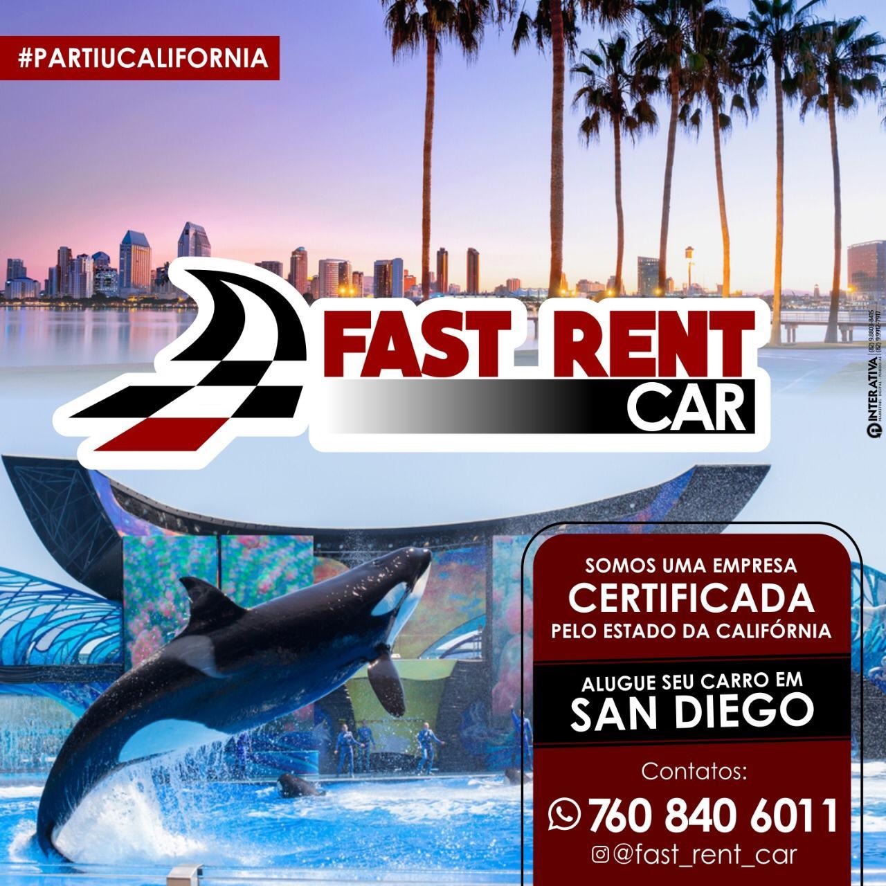 FAST-RENT-CAR-380x380 Empresário Monteireense ganha destaque em SAN Diego com empresa de locação de veículo