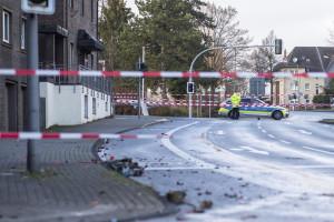ap19001511155404 Carro atropela multidão na Alemanha e deixa feridos
