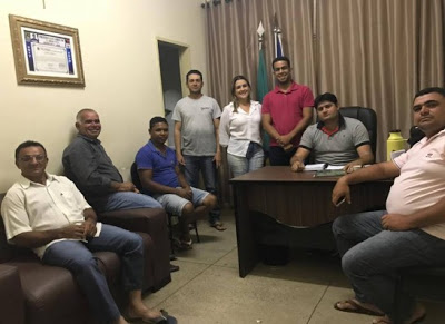 dalyson-reuniao Prefeito de Zabelê anuncia novo pacotão de ações