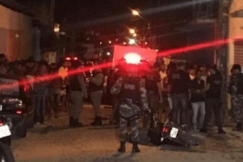 y-5 Homem é assassinado após sair de culto evangélico na Grande João Pessoa