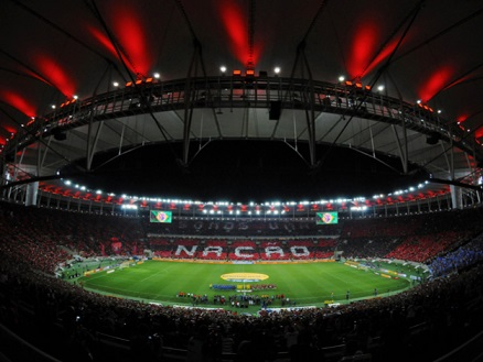 Flamengo1 Estádio próprio é opção para o Flamengo
