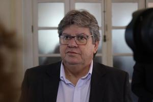 João-Azevêdo Há um mês à frente do Governo, João Azevêdo considera gestão 'tranquila'