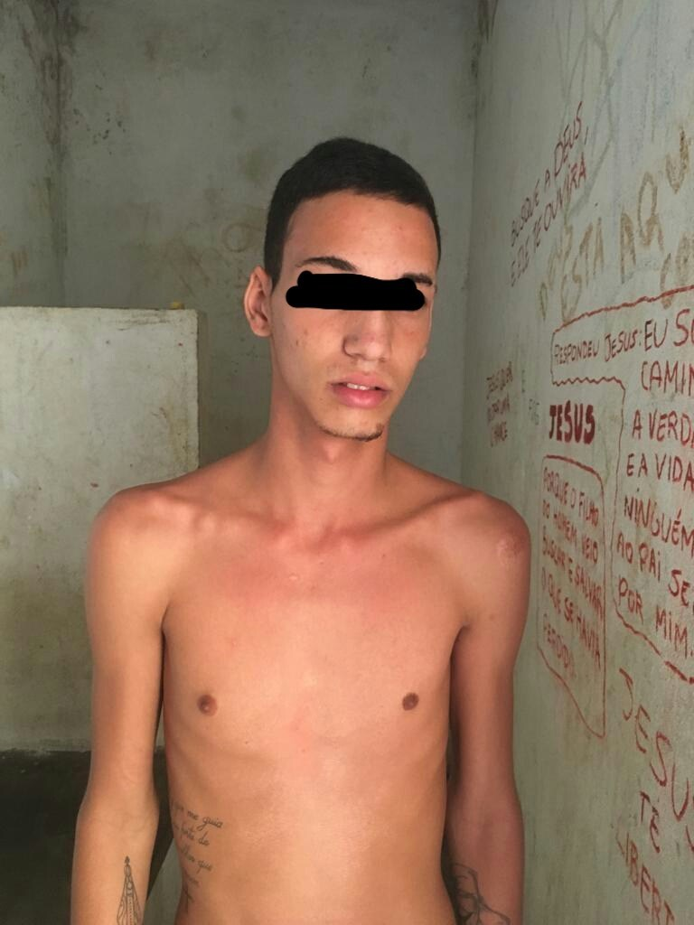 Pitchula-285x380 Jovem acusado de homicídio e tentativa de assassinato é preso em Monteiro.