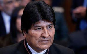 evo-morales-300x188-1 Morales elogia rejeição à intervenção na Venezuela