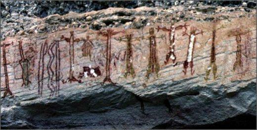 pintura06-696x352-520x263 Sítio arqueológico da PB está ameaçado por despejo de esgoto