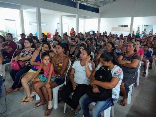 reuniao-2-507x380 Escola municipal de Monteiro Araújo Valença, realiza encontro entre pais e professores
