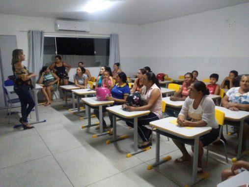reuniao-507x380 Escola municipal de Monteiro Araújo Valença, realiza encontro entre pais e professores