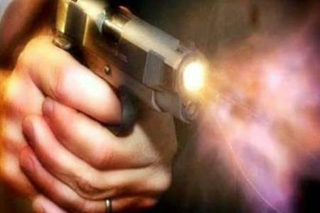 revolver-ouro-1 Vídeo mostra momento que é assassinado durante briga de trânsito em João Pessoa