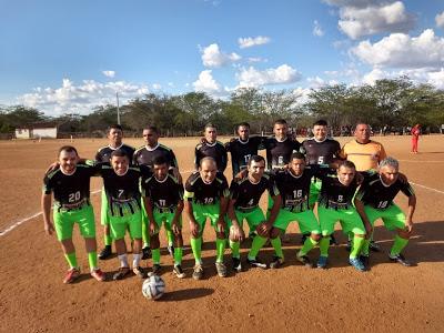 zz1 Campeonato de veteranos é iniciado na cidade de Camalaú