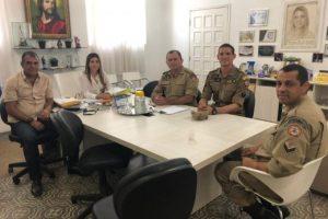 001-5-300x200 Comandante do Corpo de Bombeiros destaca empenho da prefeita de Monteiro para implantação de unidade no Cariri