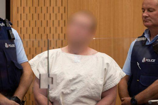 15526994995c8c506baf3bd_1552699499_3x2_lg-520x347 Autor de massacre na Nova Zelândia é identificado e levado a tribunal
