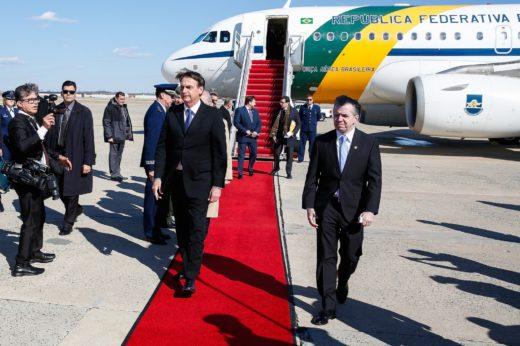 46683397504-e003a2978d-k-520x346 No aniversário, Bolsonaro viaja ao Chile para discutir criação do Prosul com líderes sul-americanos