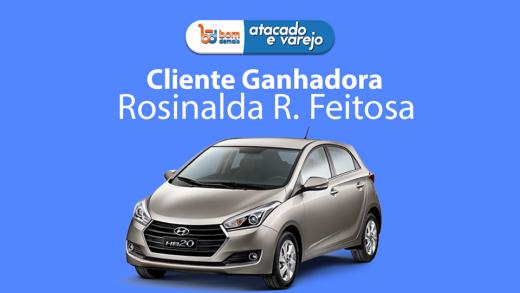 53423815_2097215753897875_9188868240988700672_n-520x293 Ganhadora de um Carro da Promoção do Supermercado Bom Demais é de São Sebastião do Umbuzeiro.
