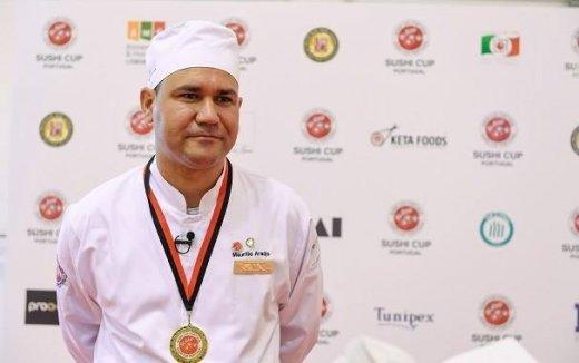 55614057_1770456489722875_9006945280439877632_n-520x326 Sumeense: Maurílio Araújo é o vencedor do 1.º Sushi Cup Portugal