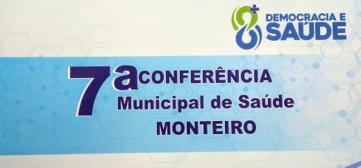 Conferencia-MS-520x243 7ª Conferencia Municipal de Saúde acontece nesta quinta-feira em Monteiro