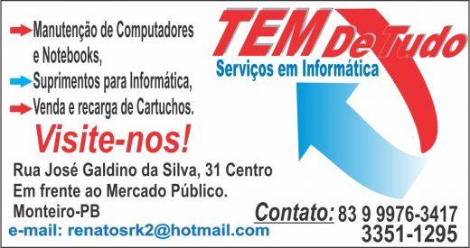 IMG-20190322-WA0039-520x275 Em Monteiro: Tem de Tudo Serviço em Informática