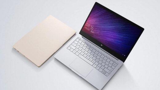 Notebook-da-Xiaomi-bate-MacBook-da-Apple-520x293 Notebook da Xiaomi 'bate' MacBook da Apple com preço muito mais baixo