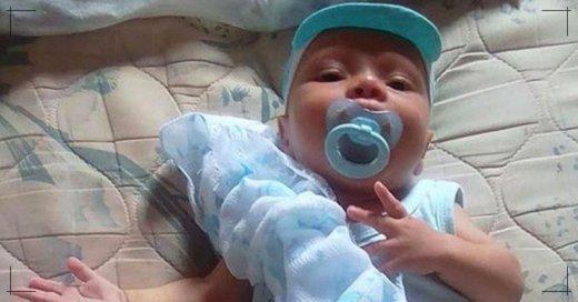 """criança-520x272 Pai quebra costelas e mata bebê de 3 meses porque estava """"estressado"""""""