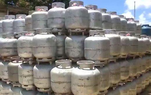 gas-de-cozinha-520x327 Preço do gás de cozinha tem aumento de 7% a partir deste sábado, na Paraíba, diz sindicato