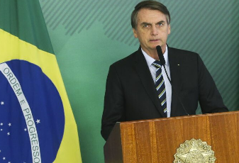 BOLSONARO-PF- Bolsonaro confirma convocação de mil policiais federais