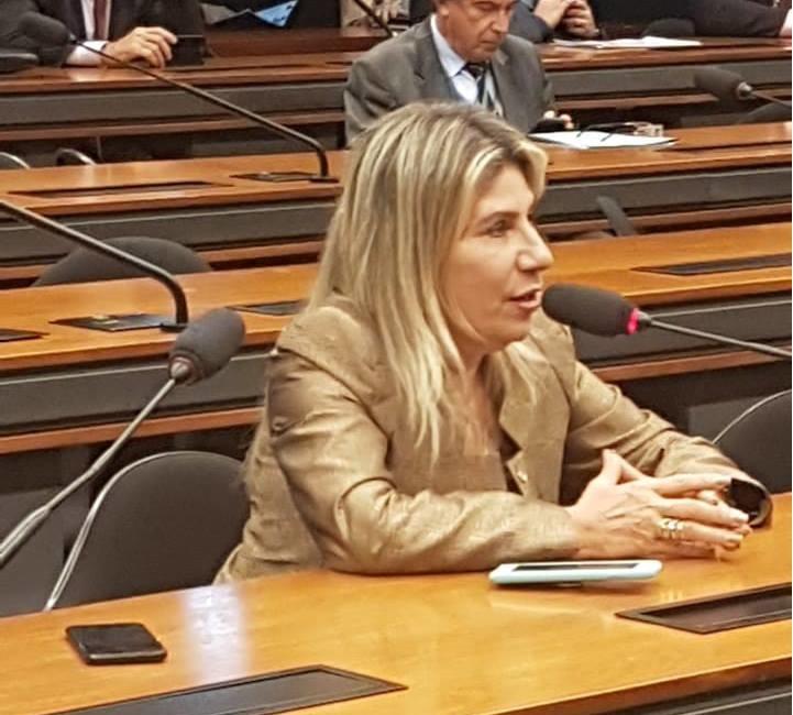 EDNA-HENRIQUE Deputada federal, Edna Henrique desiste de disputar reeleição e votará em Hugo Motta