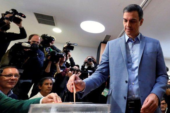 ESPANHA-PRESIDENTE-585x390 PSOE vence eleições na Espanha, mas sem maioria para governar