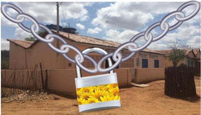Escola-Sumé-zona-rural-680x390 População de Sumé clama por ajuda, após Prefeitura voltar a fechar escolas da Zona Rural; Confira vídeo do Cariri News