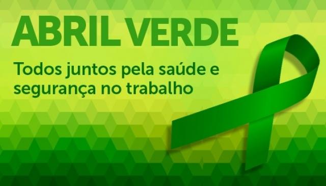 abril_verde Câmara de Monteiro realiza sessão extraordinária para debater segurança do trabalho no mês da Campanha Abril Verde