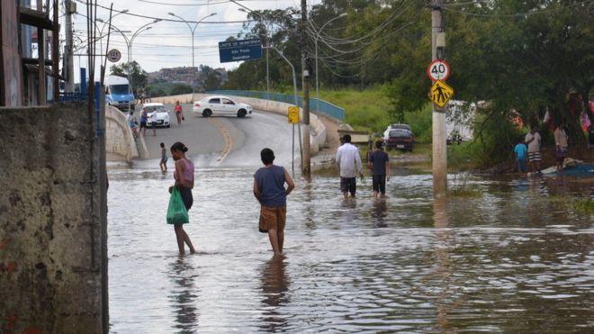 chuvas Alerta: Chuvas intensas podem seguir até este domingo na PB