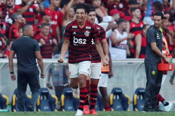 flamengo-vasco-585x390 Campeonato Carioca: Flamengo é campeão em cima do Vasco