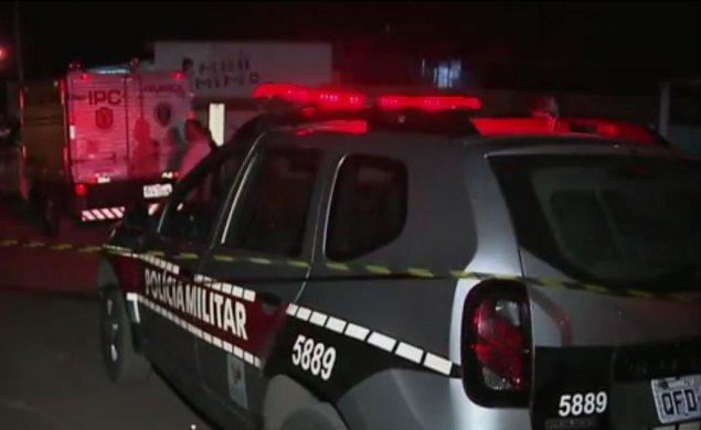 policial-sirene-carro-de-polícia-635x390 Vereador tem casa alvejada por tiros em cidade do Cariri