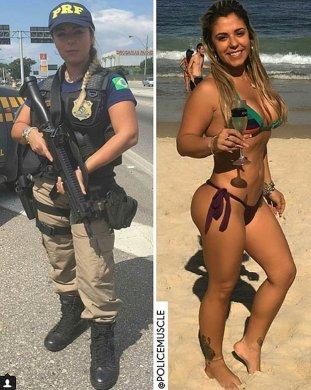 top-20-mulheres-policiais-mais-lindas-do-mundo-15-311x390 FOTOS: As TOP's 20 policiais mais belas do Instagram.