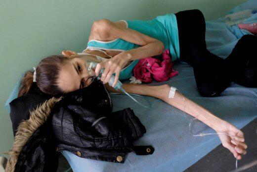 venezuela-paciente-520x347 Relatório revela gravidade da crise de saúde na Venezuela
