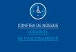 Confira os Horários de Atendimento da Clínica Wanderley Diagnósticos em Monteiro
