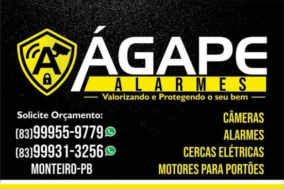 60691310_2301700019851181_6474275607986307072_n-585x390 ÁGAPE ALARMES: Segurança Eletrônica – Residencial e Comercial