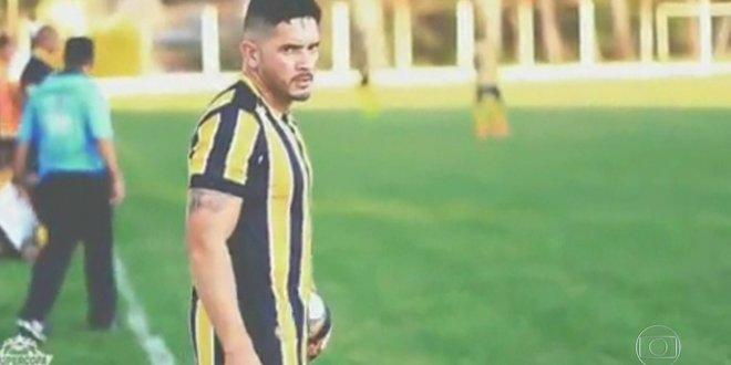 Polícia entra em campo para prender jogador acusado de ser o maior traficante de MG