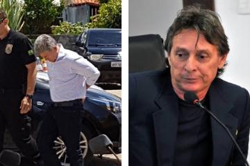 Ex-prefeito e empresário são transferidos para presídio