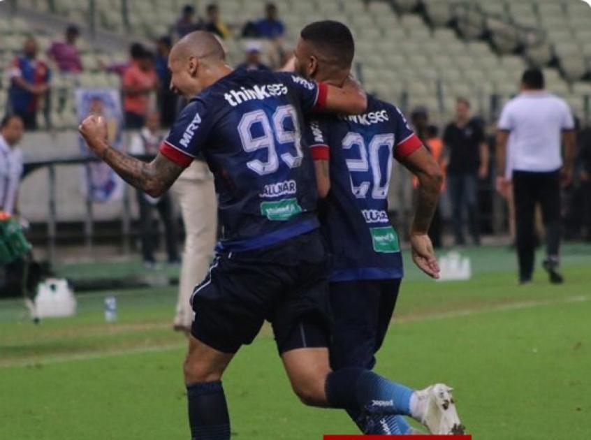 FORTALEZA-524x390 Copa do Nordeste: Fortaleza bate Santa Cruz e pega o Botafogo-PB na decisão