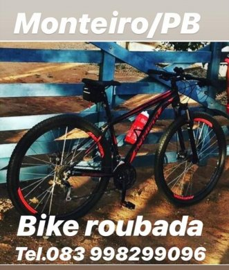 IMG-20190530-WA0166-331x390 Ciclista tem Bike furtada dentro de sua casa emMonteiro
