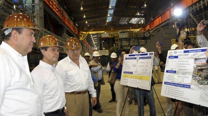 MEXICO-696x390 México congela contas de sua maior siderúrgica por relação com a Odebrecht