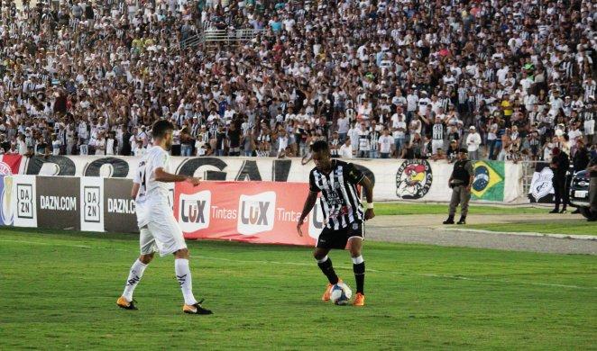 TREZE-662x390 Treze empata sem gols com o ABC-RN no Amigão