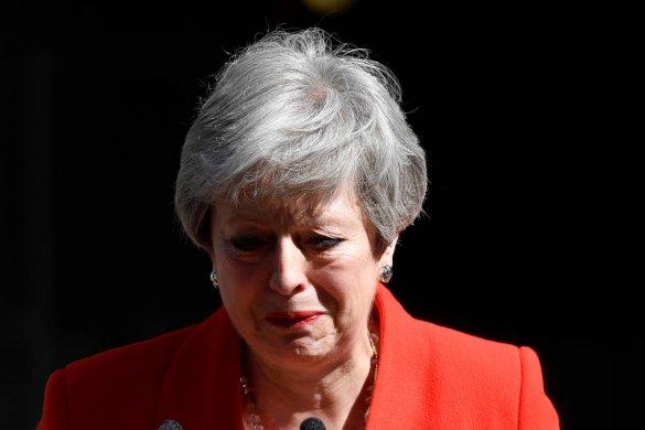Theresa_May_anuncia_renúncia-585x390 Primeira-ministra britânica Theresa May anuncia renúncia