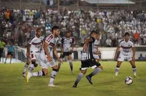 bota-empate Botafogo-PB empata com Santa Cruz e segue sem vencer na Série C